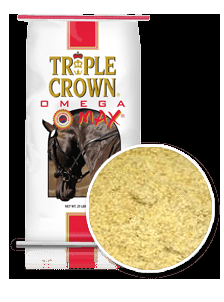 Triple Crown Omega MAX-25 lbs