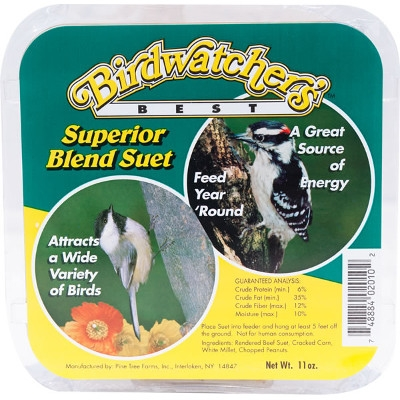 Birdwatchers Best Superior Blend Suet