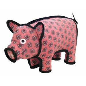 VIP Products Tuffy Pig Dog Toy