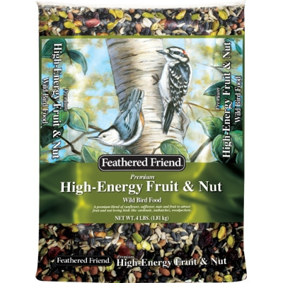 Feathered Friend High-Energy Fruit & Nut Wild Bird Seed
