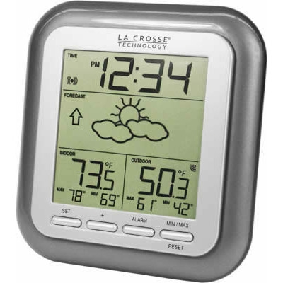 Wireless Weather Station with Forecast