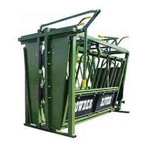 Powder River XL Manual Squeeze Chute