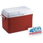 Ice Chest (Cooler), 48 Quart