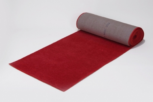 Red Carpet Runner, 25' Long
