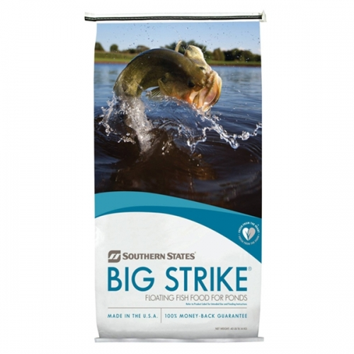 Southern States Big Strike Fish Food