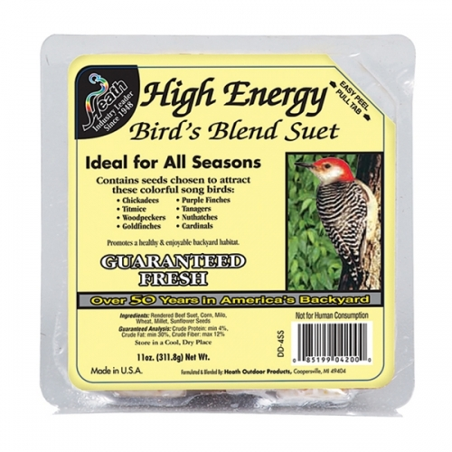 Heath High Energy Bird Blend Suet