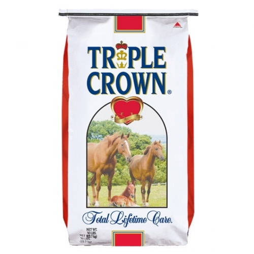 Triple Crown® Total Lifetime Care Pelleted Horse Feed