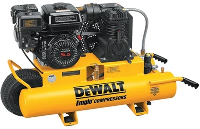 5.5 HP Gas Portable Compressor