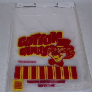 Cotton Candy Bags (sleeve of 100 bags)