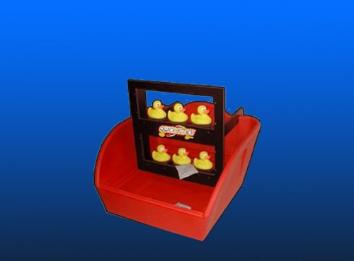 Quack Attack:  Table Top Carnival Game