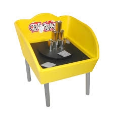 Can Smash:  Table Top Carnival Game