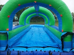 29' Long Slip & Slide