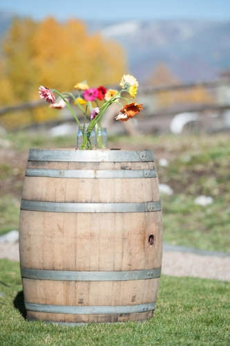 Wooden Wine, Barrel