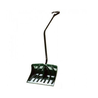18-Inch Poly Snow Shovel/Pusher