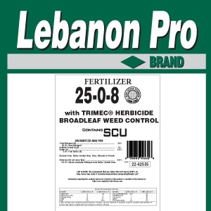 Lebanon Turf ProScape Weed and Feed 25-0-8 Fertilizer w/ Trimec