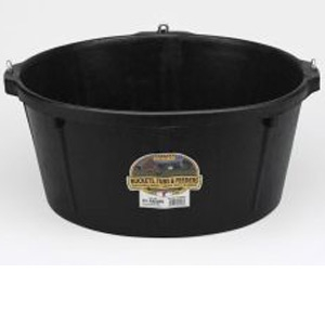 Miller Manufacturing Rubber Tubs