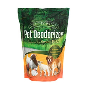 Healthy World Pet Deodorizer®