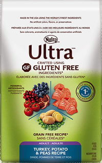 Nutro ULTRA™ Adult Turkey, Potato & Peas Recipe
