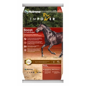 Nutrena® Empower® Boost High-Fat Rice Bran Supplement