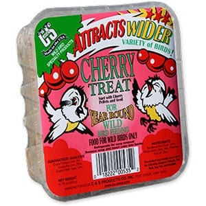 C&S Cherry Treat Suet