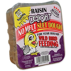 C & S Raisin Delight Suet Dough