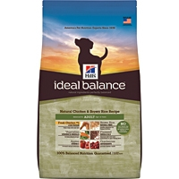 Hill's® Ideal Balance™ Natural Chicken & Brown Rice Recipe Adult Dog Food