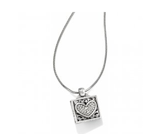 Brighton Box of Love Reversible Necklace