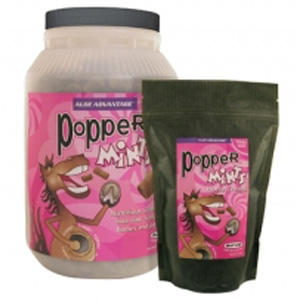 Durvet Aloe Advantage PopperMints Horse Treats