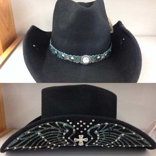 Nobody But You Cowgirl Hat by Bullhide
