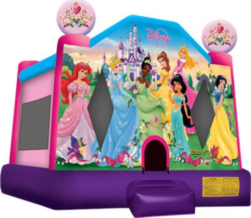 Disney Princess 2 Jump