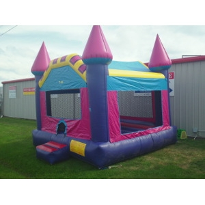 Pink Purple Party Castle