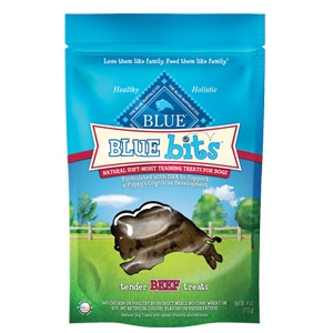 BLUE Bits® Tender Beef Natural Soft-Moist Training Treats