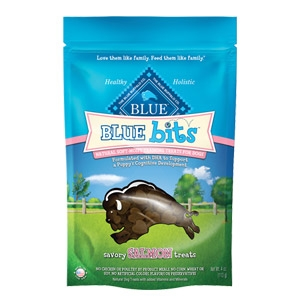 BLUE Bits® Savory Salmon Natural Soft-Moist Training Treats
