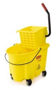 Mop Bucket with mop