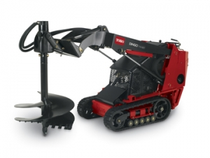 Mini Loader w/ Auger attachment
