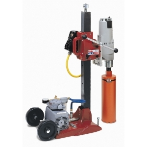 MK Diamond Manta III Combination Drill Stand Milwaukee 4004