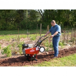 MacKissic Suburban Mid-Tine® Tillers