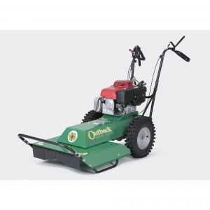 Brushcutting Mower