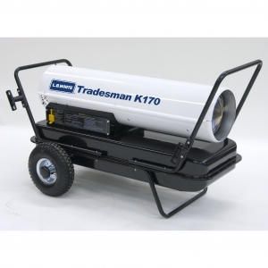 L.B. White Tradesman K170 Portable Forced Air Heater