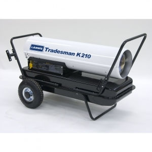 L.B. White  Tradesman K210 Portable Forced Air Heater