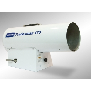 L.B. White Tradesman 170N Portable Forced Air Heater