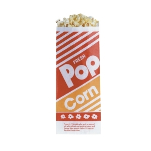 Gold Medal 1.75 Popcorn Bag