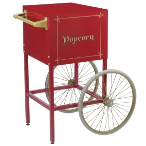 Gold Medal Popcorn Machine with Cart