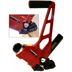 Porta-Nails Portamatic Evolution, 18 ga Pneumatic Floor Nailer