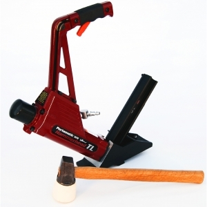 Porta-Nails Pnuematic 16 Ga Floor Nailer w/ Mallet
