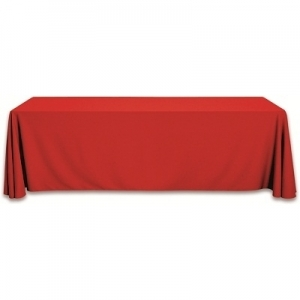TABLECLOTH Floor Length - 6' banquet table