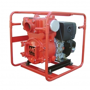 Multiquip Trash Pump - Diesel