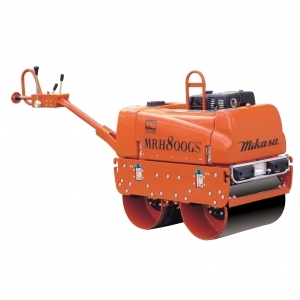Multiquip Double Drum Walk-Behind Vibratory Roller