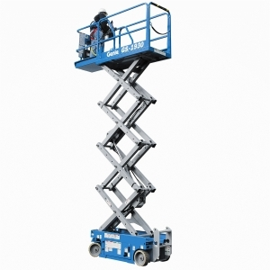 19ft Self-propelled Electric Scissor Lift