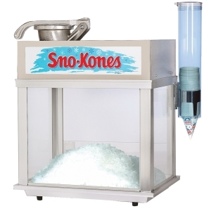 Deluxe Sno Cone Machine